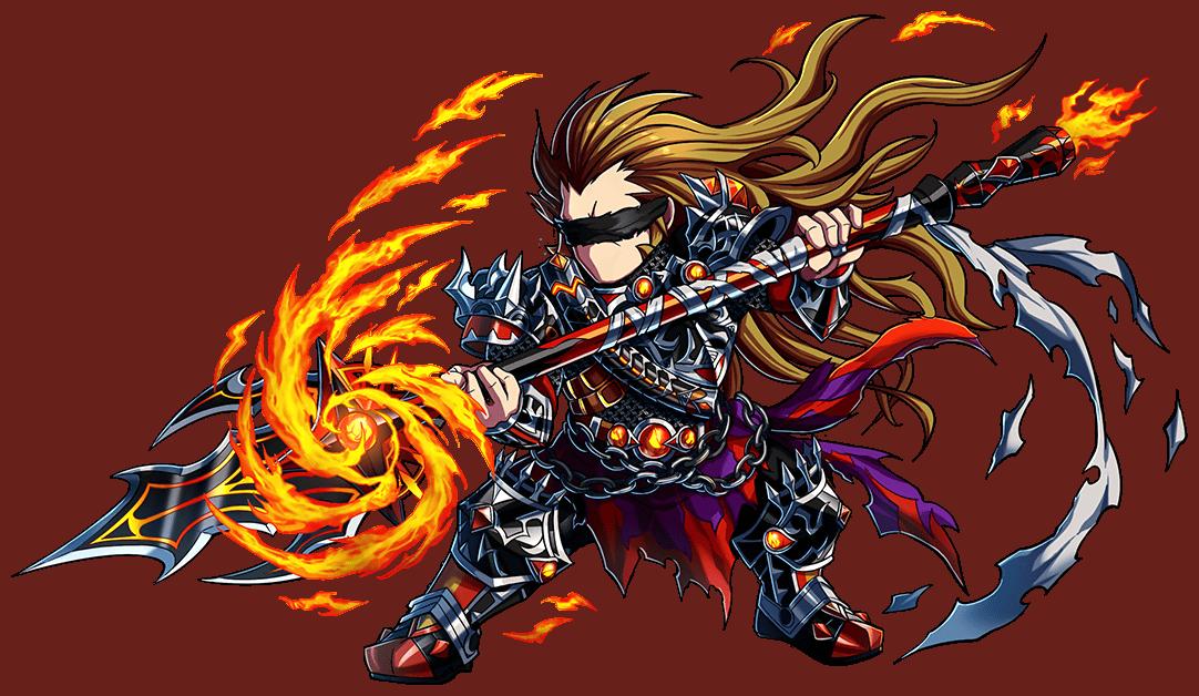 焔戟神ラース