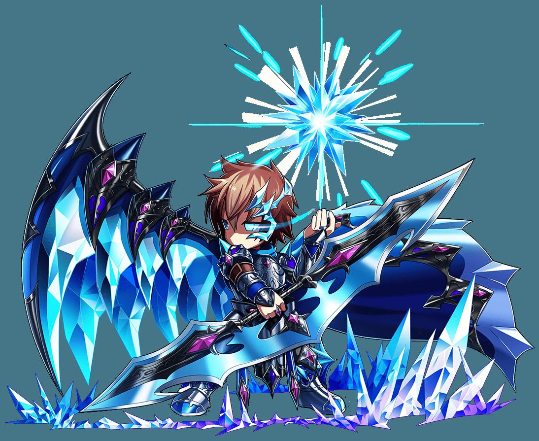 凛翼の凍神カイル