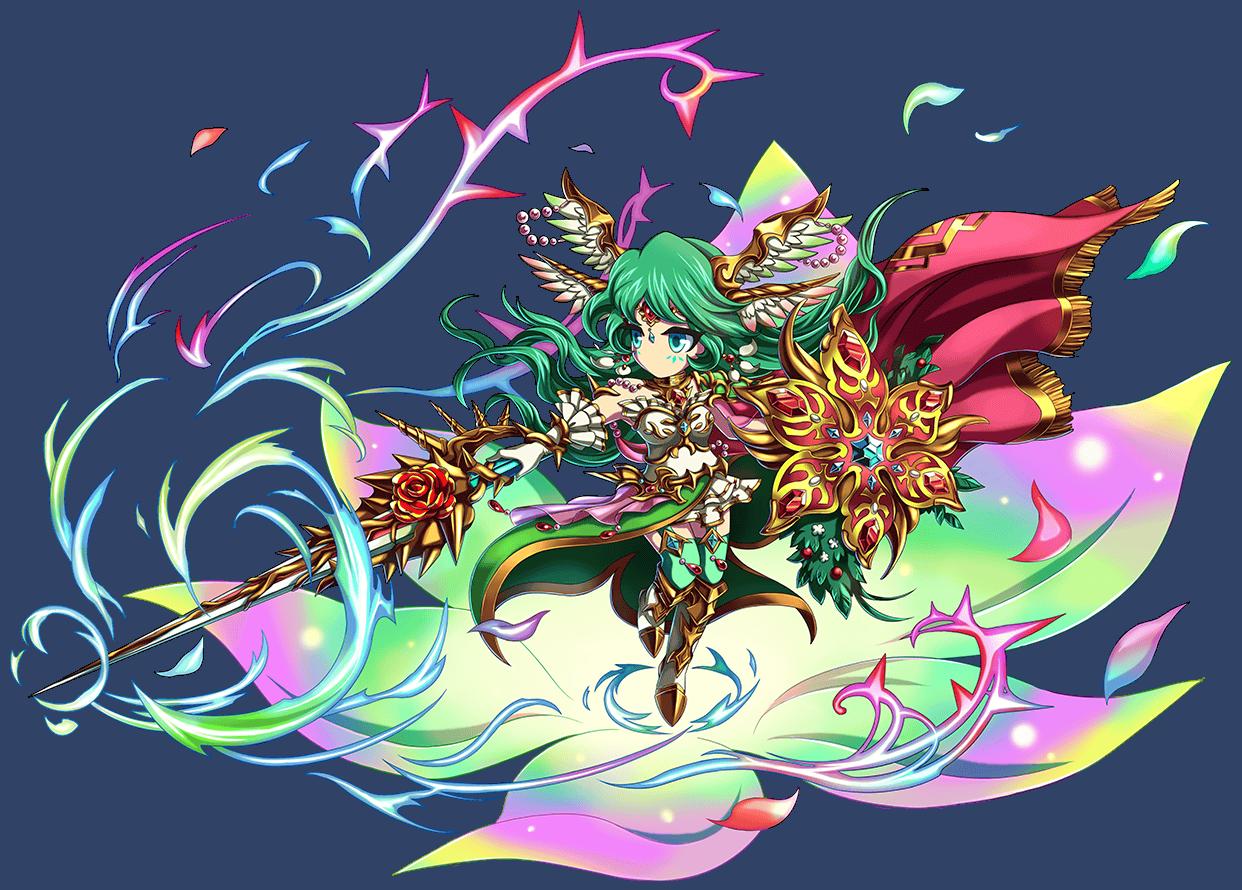 翠咲の神導姫ロゼッタ