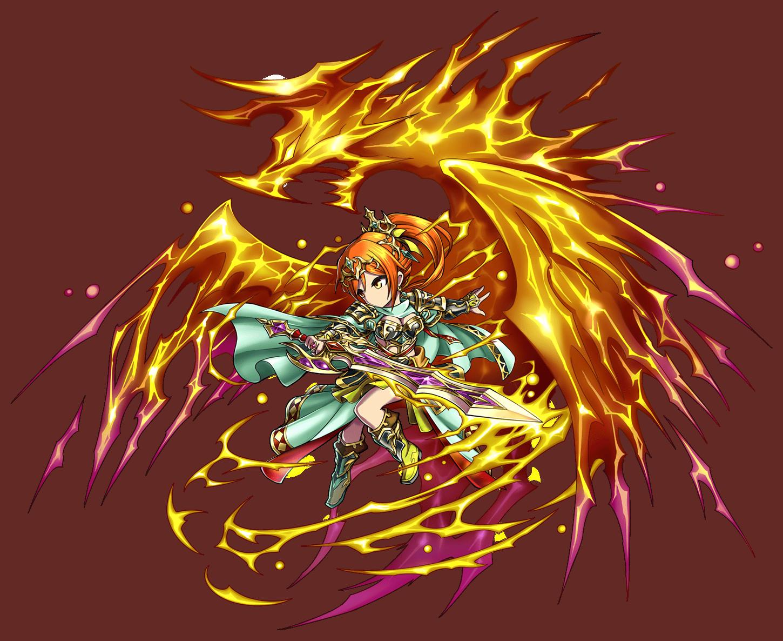 凰鋒の霆神レイラ