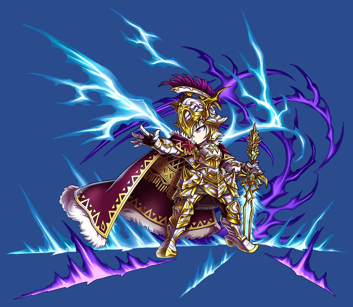 神聖覇帝シリウス
