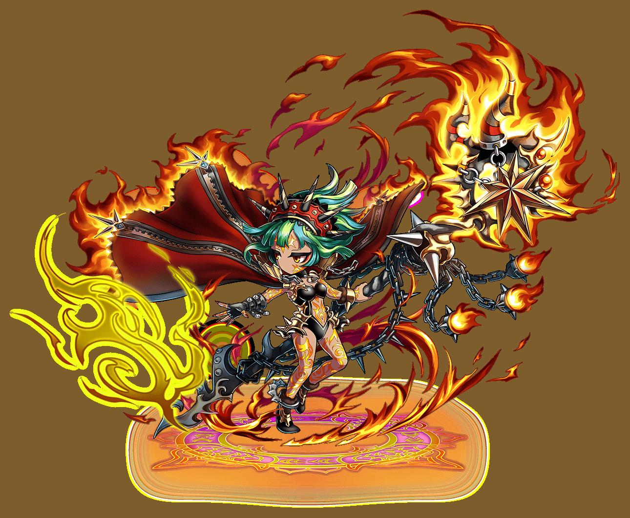 黎魔の妖緋神シェリー