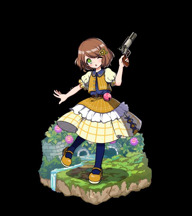 野花の銃士ルピナス
