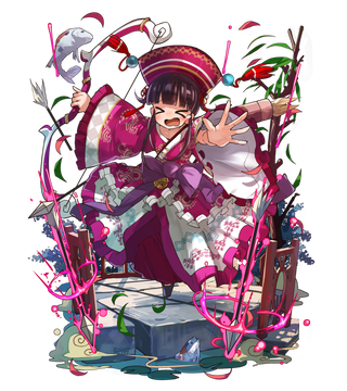 禍福の姫星シャオリン