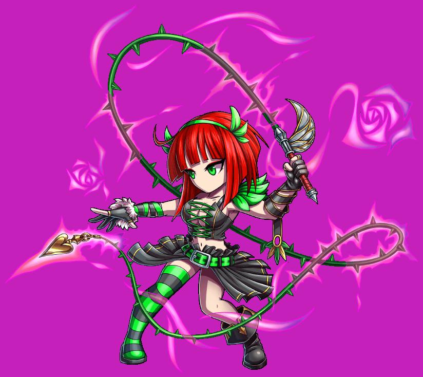彩棘神姫レオナ