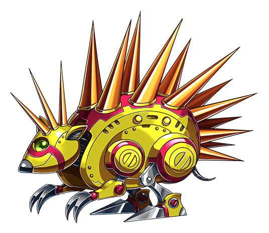 棘機獣ラズビット