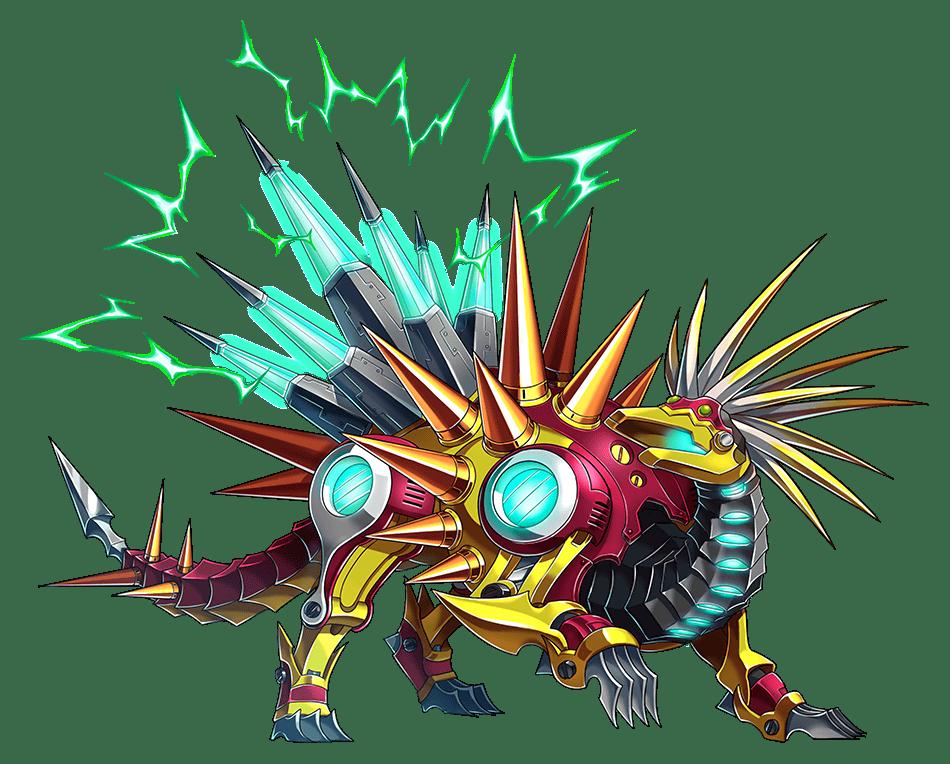 電嚇獣ラギーバレット