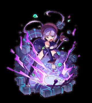 浅紫の探索員ホセファ