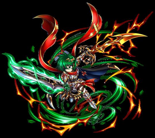 覇勇の聖烈神クェイド
