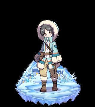 虚氷の少年カシュパル