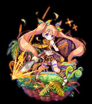 閃穂の狩り手ラジュラ