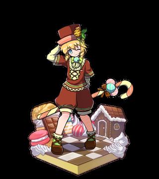 飴杖の魔術師ヴァニラ