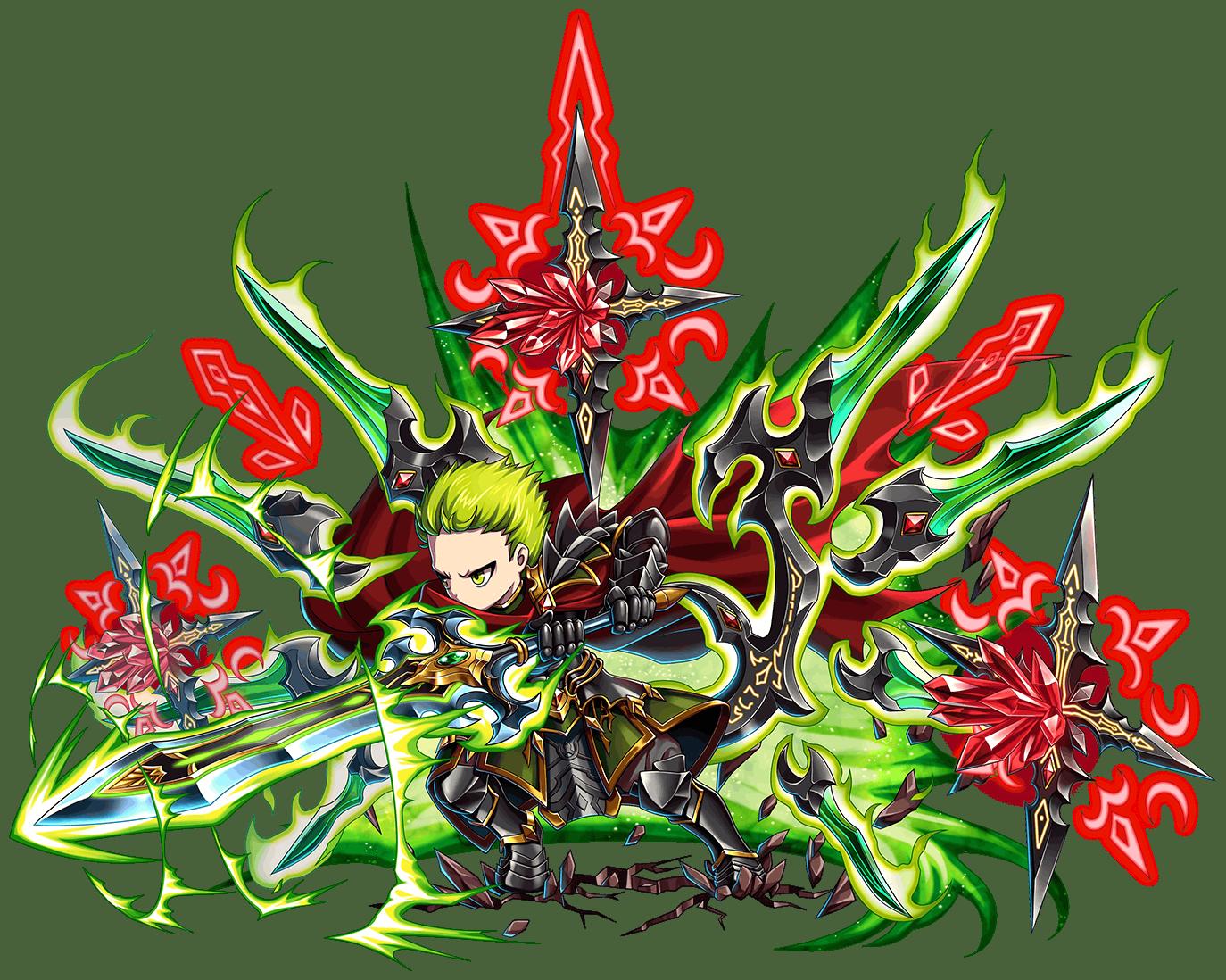 闘刄の神烈騎ルジーナ