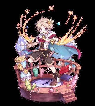 弧月の魔剣士シンレット
