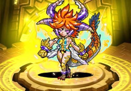 黄昏の黄金ファフニール+