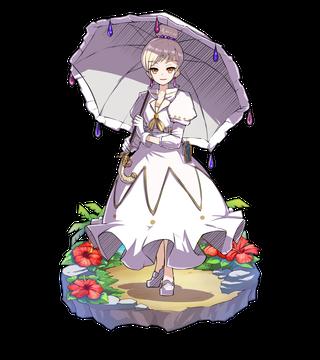 懐輝の淑女エリンシア