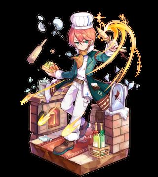 忠僕の料理人レノル