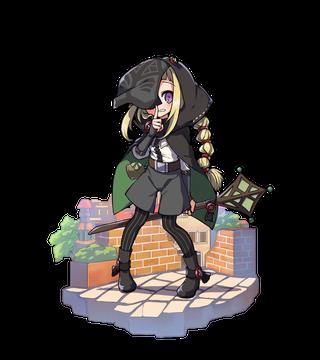 黒衣の術士エトーレ