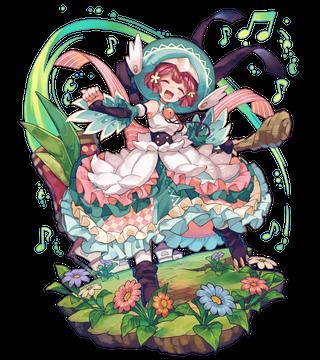 斑羽の歌鳥フォルナ