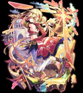 紅珠の陽照姫シュルーラ