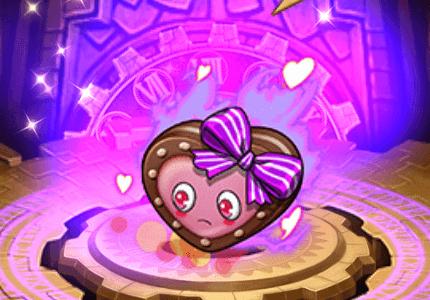愛の手作りチョコボー
