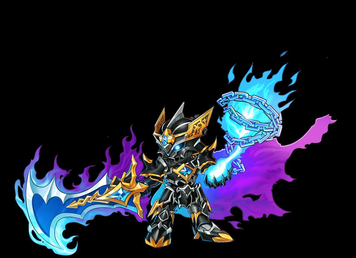 魔黒騎士ゼノン