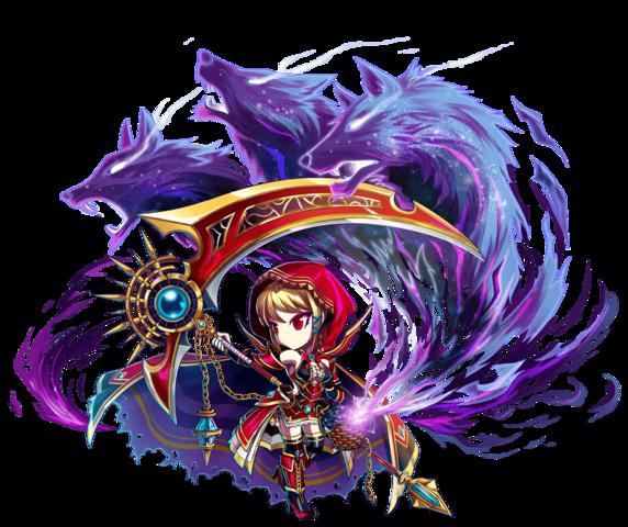 赤鎌獣姫シアラ