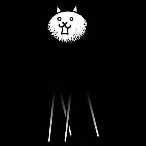 狂乱のキモネコ