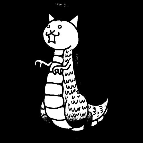 狂乱のネコドラゴン