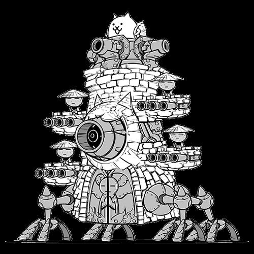 地蔵要塞カムイ