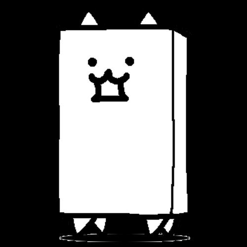 ちびネコカベ