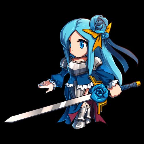剣士セレナ