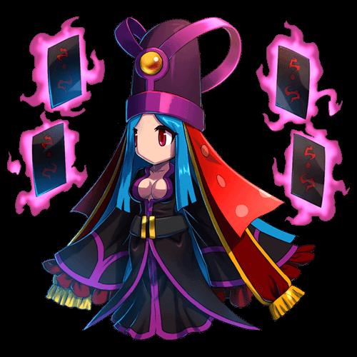 魔術師リリー