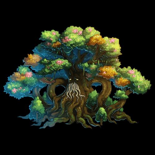 世界樹アルトロン