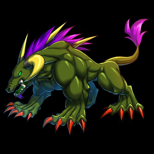 魔獣ベヒモス