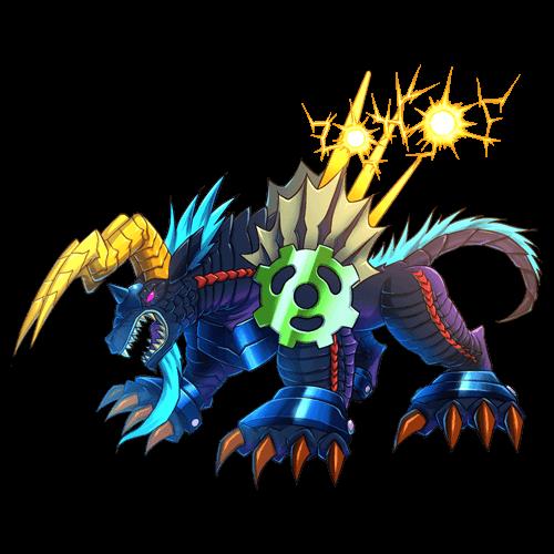 崩壊獣ロドマギア