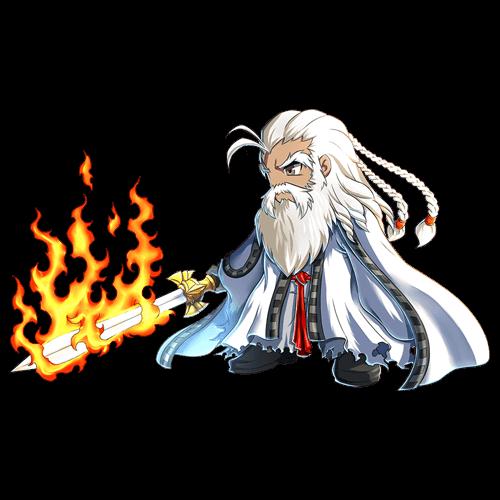 炎聖ローランド