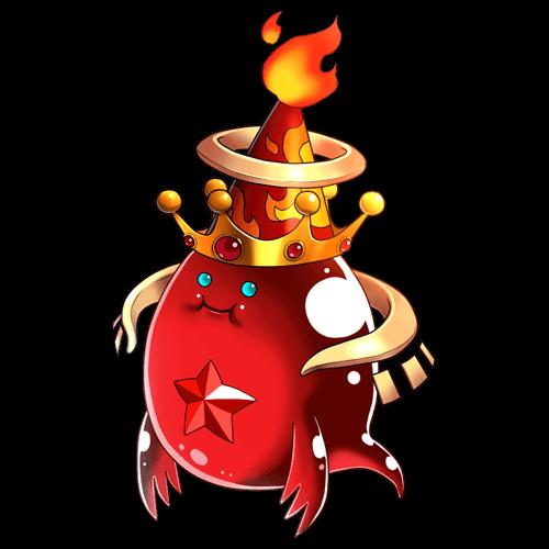 炎のメタルゴッド