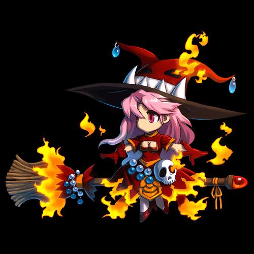 炎遊姫リーザ