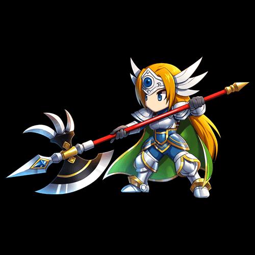 雷帝の騎士エイミ