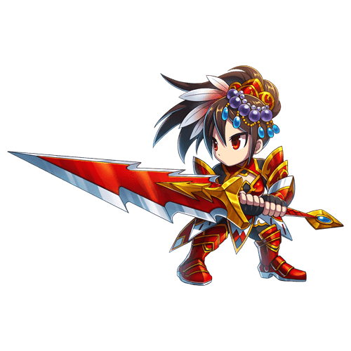 孤高の剣士セリア