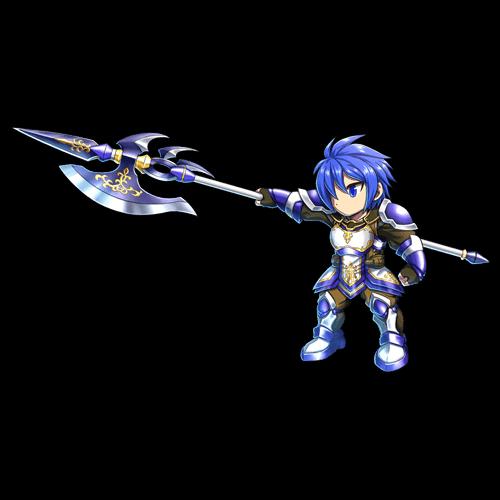 氷の勇騎士カル