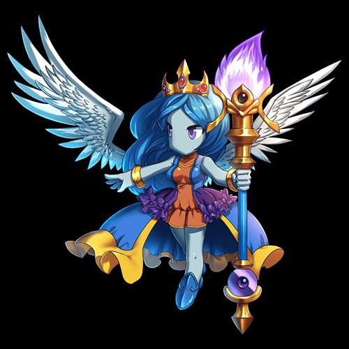 氷法姫ティアラ