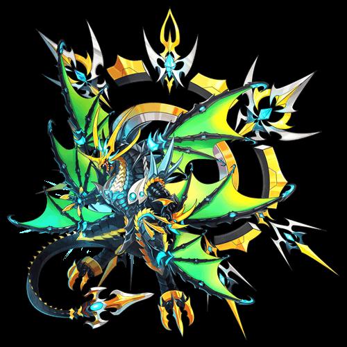 覇神竜デュエルメクス
