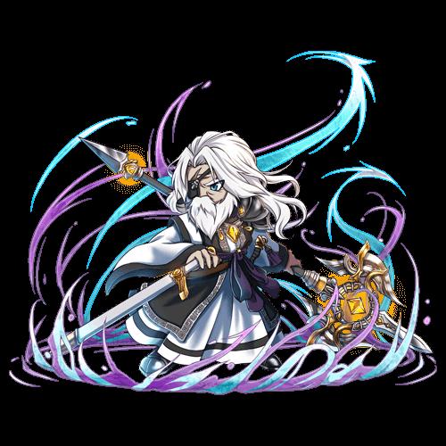白銀の老神グラデンス