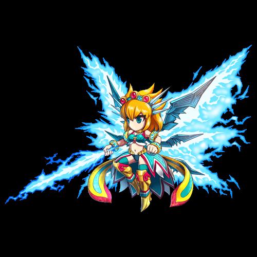 真雷の女神ゼーレ