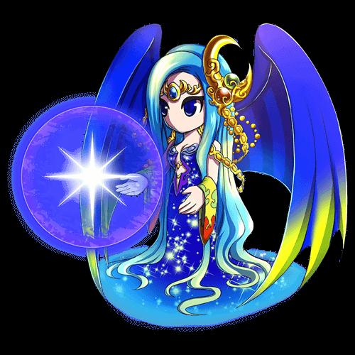夜の女神マディア