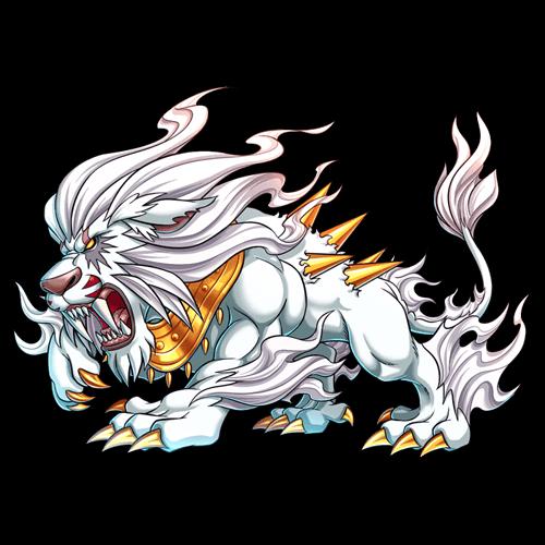 百輝獣ホワイトレブラ