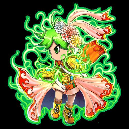 拳姫神ネミア