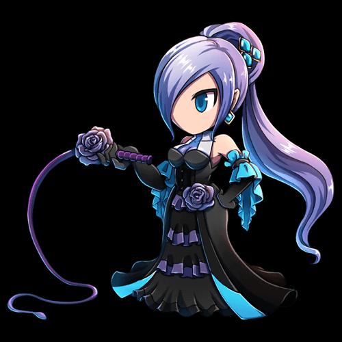 黒薔薇のエリス